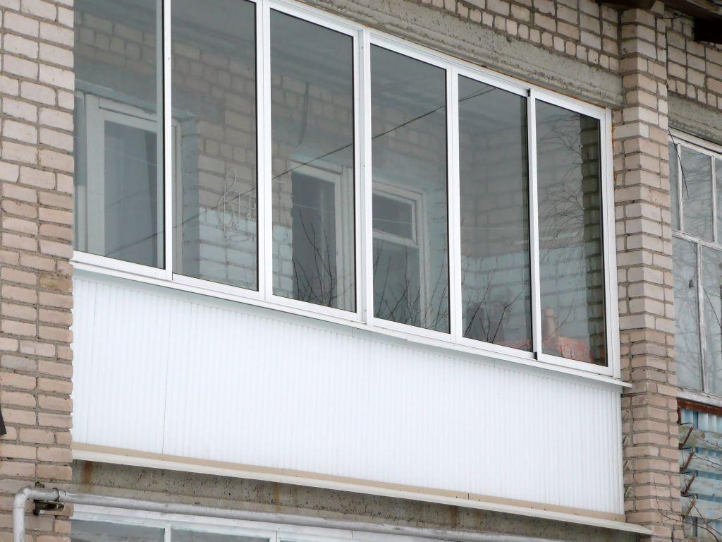 Раздвижные окна для лоджий и балконов (фото и видео), цены о.