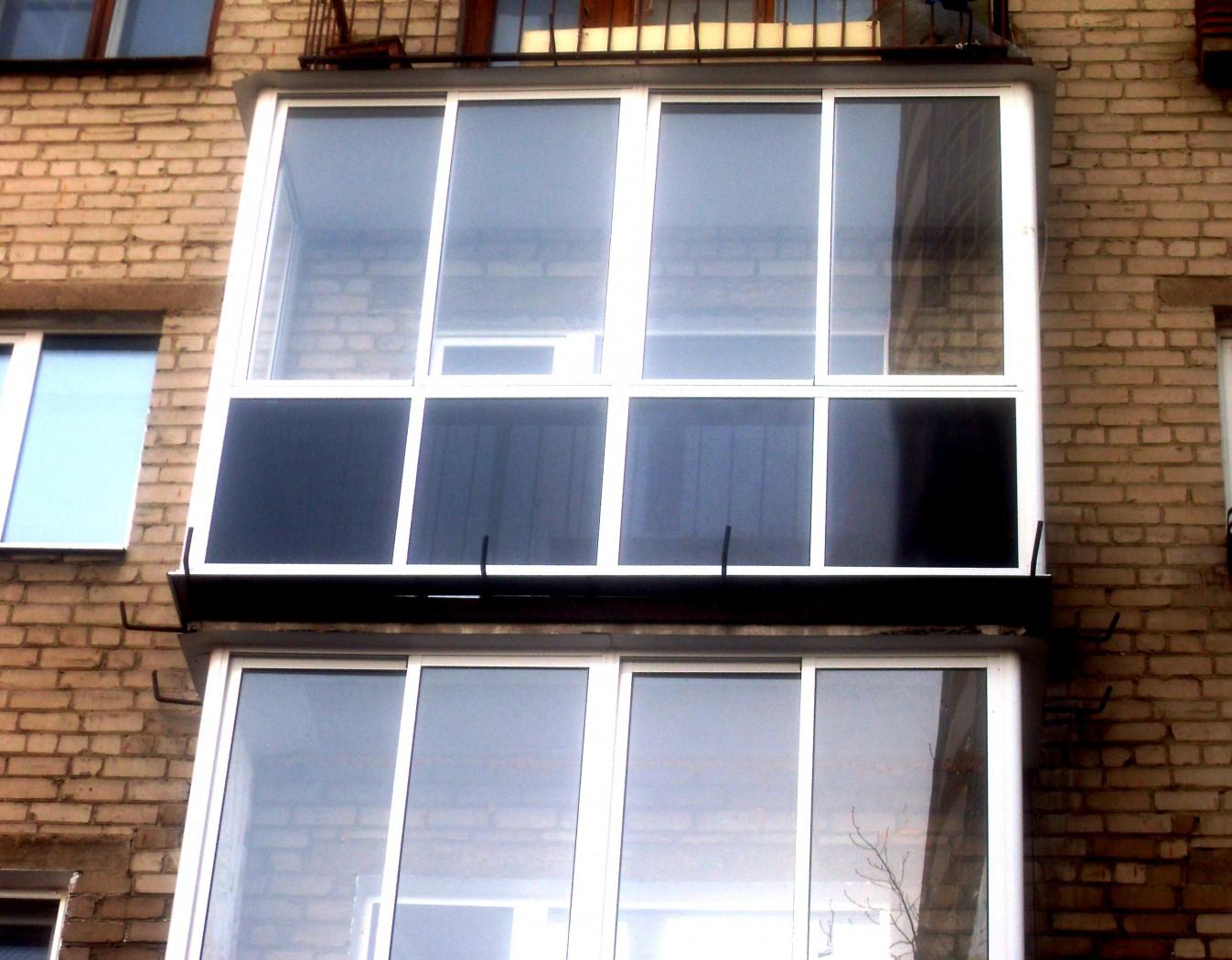 Остекление балконов, лоджий, веранд и беседок.: остекление р.