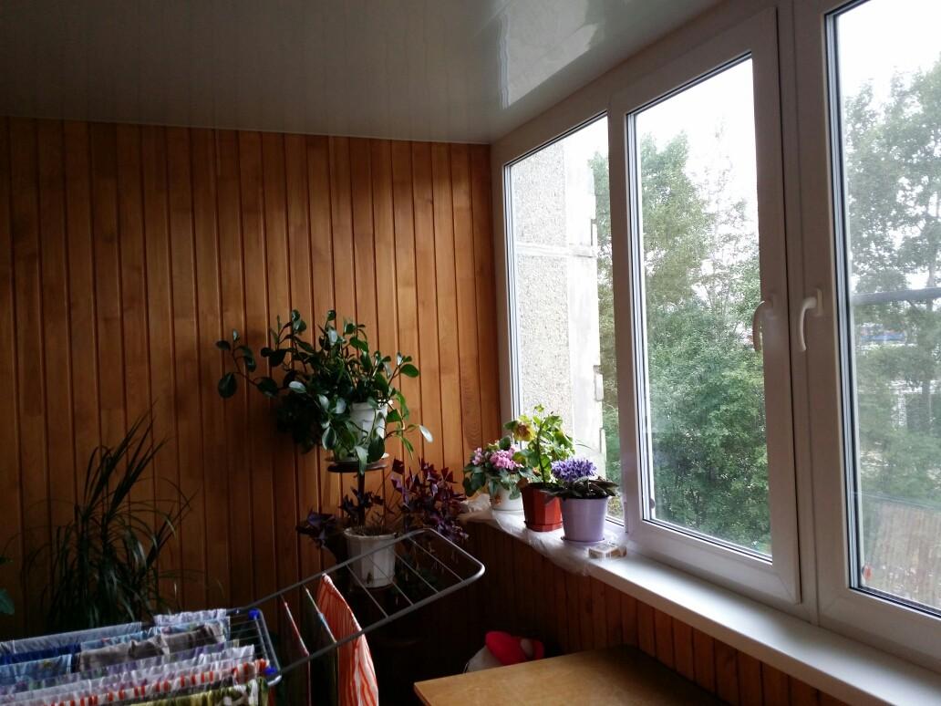 Утепление балконов и лоджий - екатеринбург.