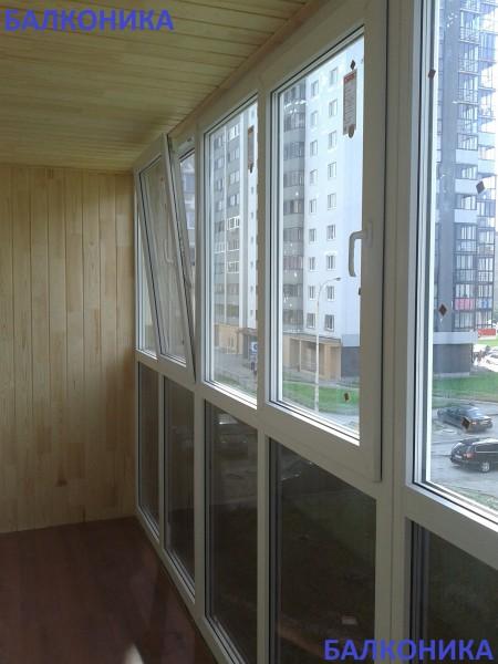 Панорамное остекление балкона плюсы и минусы..